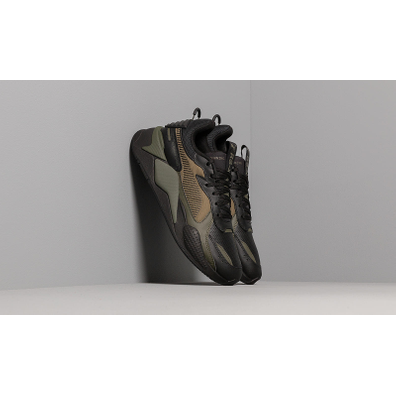 Puma RS-X WINTERIZED Puma Black-Burnt Olive productafbeelding