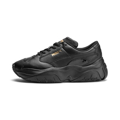 Puma Storm.y Leather Womens Trainers productafbeelding