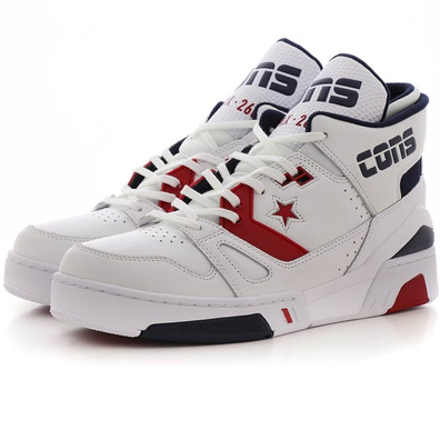 Converse ERX 260 Mid (White / Gym Red / Obsidian) productafbeelding