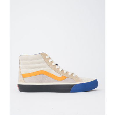 Vans UA Sk8-Hi Reissue VL (True Blue/Candied Ginger) productafbeelding