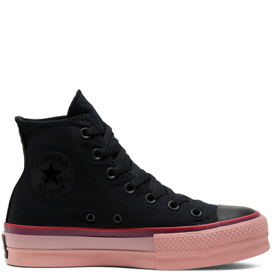 Converse x OPI Chuck Taylor All Star Platform High Top productafbeelding