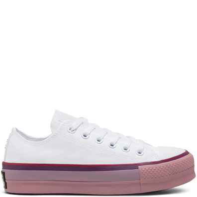 Converse x OPI Chuck Taylor All Star Platform Low Top productafbeelding