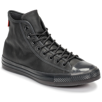Converse CHUCK TAYLOR ALL STAR LEATHER MONO HI productafbeelding
