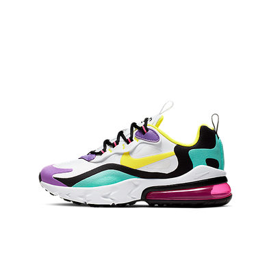 Nike Air Max 270 React (Gs) productafbeelding