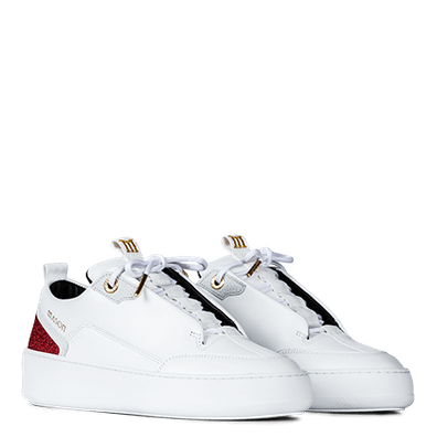 Mason Garments Milano Next Gen White / Red productafbeelding