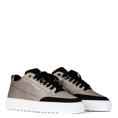 Mason Garments Torino Leather / Nubuck Grey productafbeelding