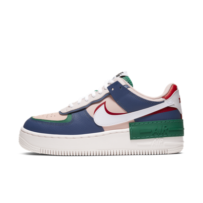 Nike WMNS Air Force 1 Low Shadow ' Navy' productafbeelding