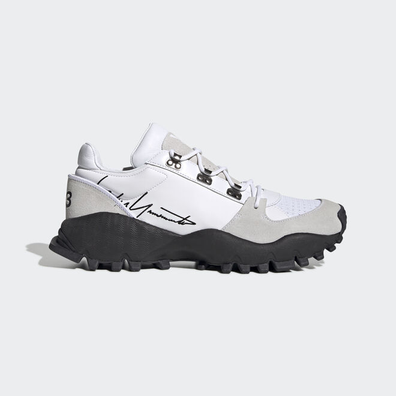 Y-3 Kyoi Trail Ftwr White/ Black-Y3/ Ftwr White productafbeelding