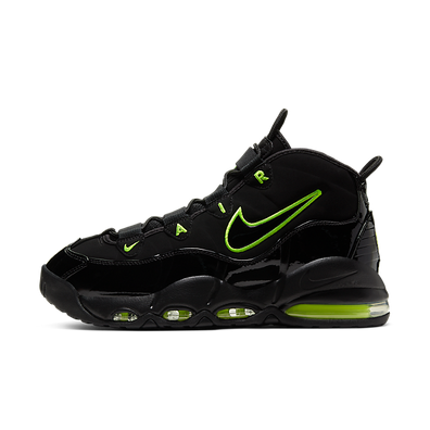 Nike Air Max Uptempo '95 (Black / Volt) productafbeelding