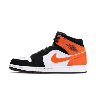nike Air Jordan 1 Dames Geel