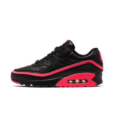 UNDEFEATED X Nike Air Max 90 'Black & Red' productafbeelding
