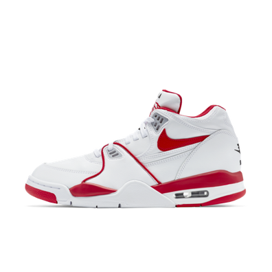 Nike Air Flight 89 LE 'White/Red' productafbeelding