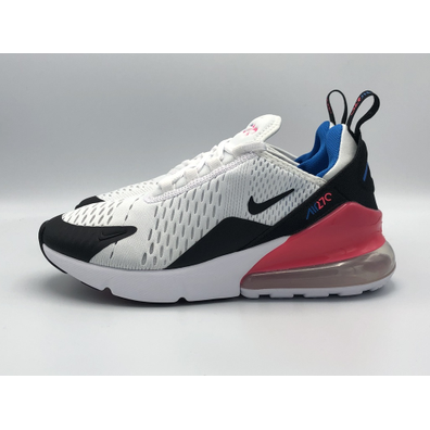 "Nike Air Max 270 GG "" White/Black-Hyper Pink "" productafbeelding"