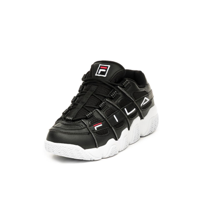 FILA Heritage Wmn Uproot Low (Black / White / Fila Red) productafbeelding