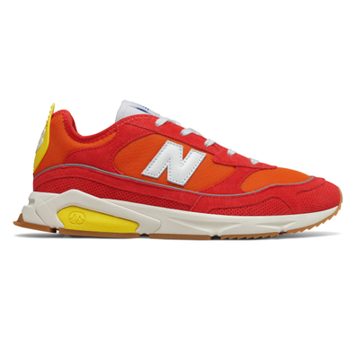 New Balance X-Racer SLF Red/Yellow productafbeelding