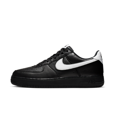 Nike Air Force 1 Low Retro QS 'Black' productafbeelding