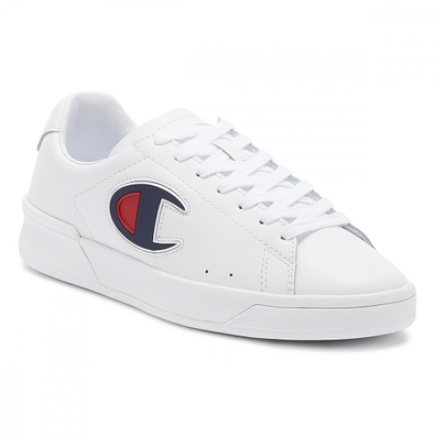 Champion M979 Low Mens White Trainers productafbeelding