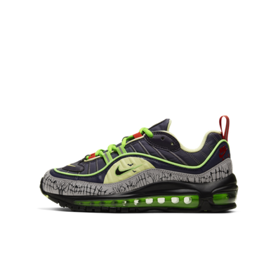 Nike Air Max 98 BG 'Halloween' productafbeelding