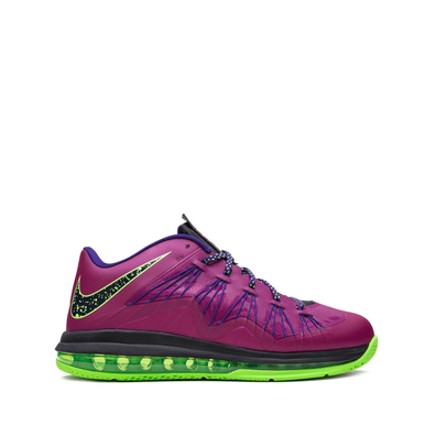 Nike Air Max Lebron 10 low-top productafbeelding
