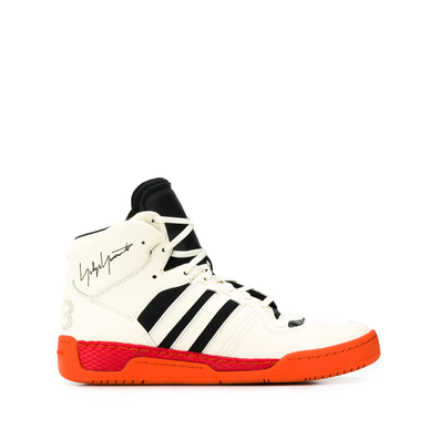Y-3 Hayworth striped high top productafbeelding
