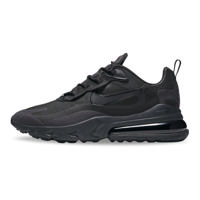 Nike Air Max 270 React (Hip Hop) Black / Oil Grey / Black productafbeelding