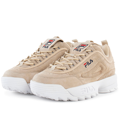 Fila Disruptor S Low WMN 'Whitecap Gray' productafbeelding