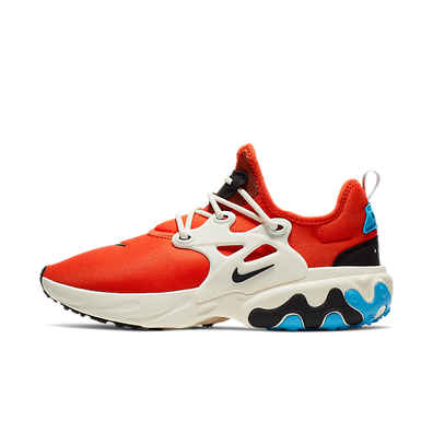 Nike React Presto (Cosmic Clay / Black - Blue Hero - Sail) productafbeelding