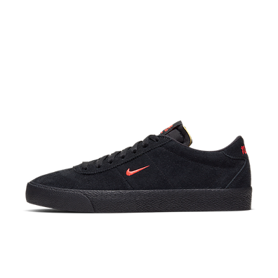 Nike SB Zoom Bruin (Black / Bright Crimson - Black) productafbeelding