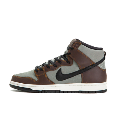 Nike SB Dunk High Pro 'Baraque Brown' productafbeelding