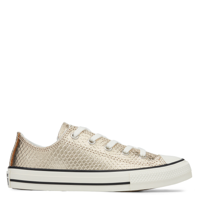 Chuck Taylor All Star Metallic Snake Low Top productafbeelding