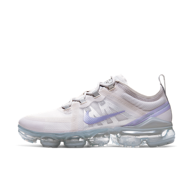 Nike Wmns Air Vapormax Flyknit 2019 SE (Vast Grey / Purple Agate - Wol productafbeelding