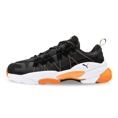 Puma x Helly Hansen LQD Cell Omega Black / Orange productafbeelding