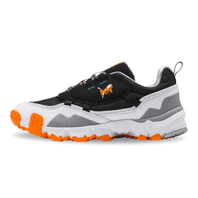 Puma x Helly Hansen Trailfox MTS Black / Orange productafbeelding
