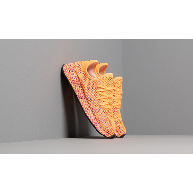 adidas Deerupt Runner W Flace Orange/ Core Black/ Core Black productafbeelding