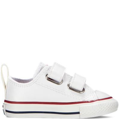 Chuck Taylor All Star 2V Leather Toddler productafbeelding