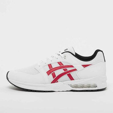 ASICSTIGER GEL SAGA SOU weiß/classic rot productafbeelding