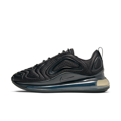 Nike Wmns Air Max 720 (Black / Black - Anthracite) productafbeelding