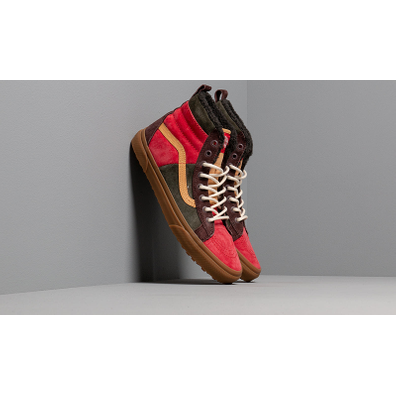 Vans Sk8-Hi 46 Mte Dx (Mte) Poinsettiaforestnght productafbeelding