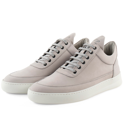 Filling Pieces Low Top Plain Lane Nubuck productafbeelding