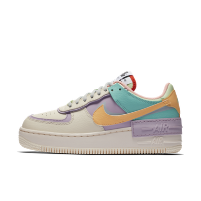 Nike WMNS Air Force 1 Low Shadow 'Purple' productafbeelding