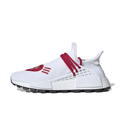 Human Made x Pharrell Williams X adidas NMD hu 'White' productafbeelding