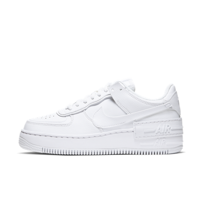 Nike Air Force 1 Shadow 'White' productafbeelding