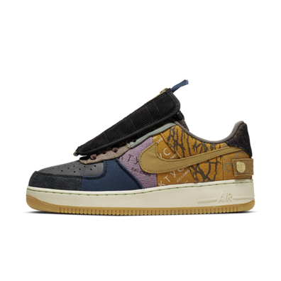 Travis Scott X Air Force 1 Low 'Cactus' productafbeelding