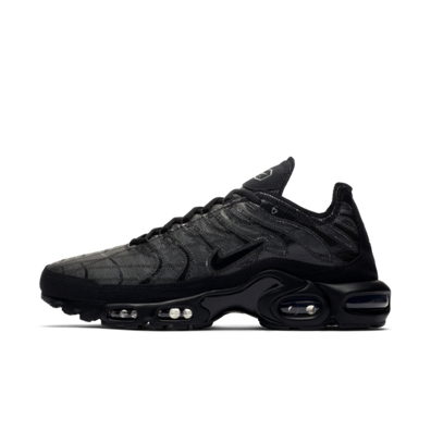 Nike Air Max Plus Decon 'Black' productafbeelding