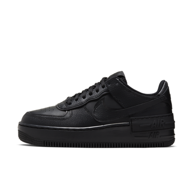 Nike Air Force 1 Shadow 'Black' productafbeelding
