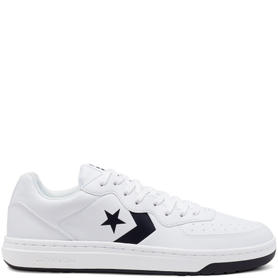 Unisex Converse Rival Leather Low Top productafbeelding