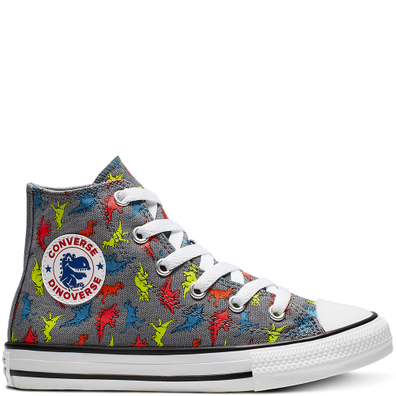 Big Kids Dinoverse Chuck Taylor All Star High Top productafbeelding