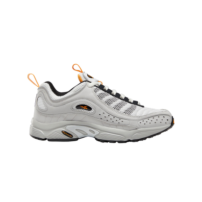 Reebok Daytona DMX II (True Grey / True Grey / Bright Orange) productafbeelding