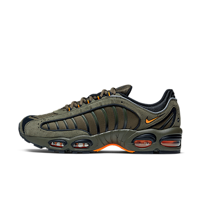 Nike Air Max Tailwind IV SE (Cargo Khaki / Total Orange - Black) productafbeelding