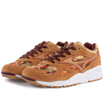 Mizuno 1906 Sky Medal Falling Leaves Brown/Brown-White productafbeelding